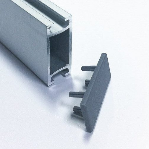 FF390-116 Accessories for Modular Systems — Connectors, Brackets, Caps, Bases