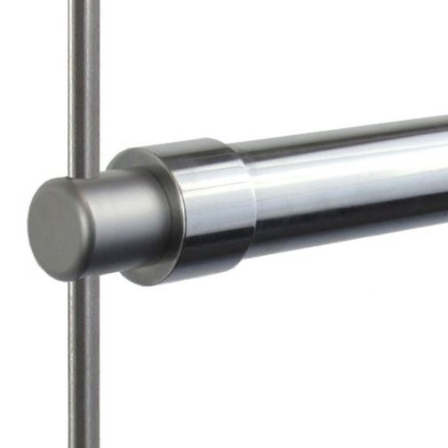 HR25R-3PC_Garment_Hanging_Rail_for_6mm_Rod_Suspensions