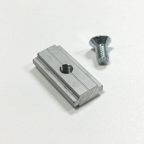 PA8 TOGGLE – End Fit for channel fixing