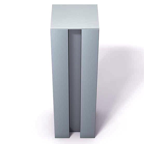 370-108-Aluminum-End-Cap