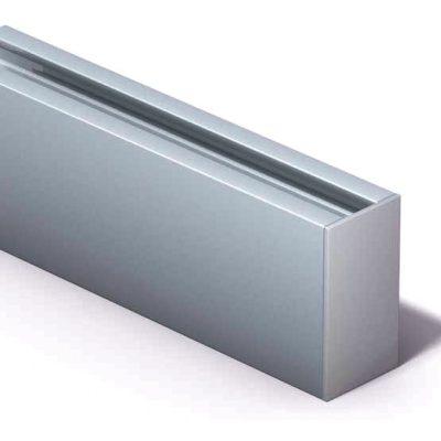 370-128-Aluminum-End-Cap