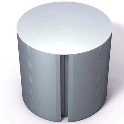 370-139-Aluminum-End-Cap