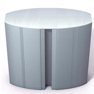 370-140-Aluminum-End-Cap