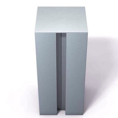 370-175-Aluminum-End-Cap