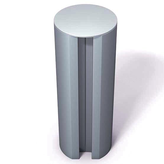 370-180-Aluminum-End-Cap