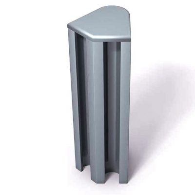 390-123-Plastic-End-Cap