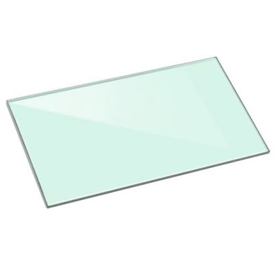 3/16″ (5mm) Glass Shelf for cable-rod suspensions