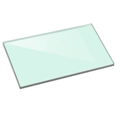3/8″ (10mm) Glass Shelf for cable-rod suspensions