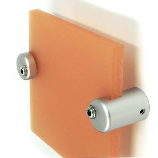 WGS1622-6mm-satin-anodized-aluminum-edge-grip-standoff-assembly