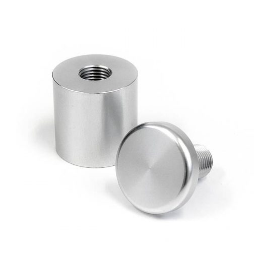 WSE-2525-M10-economy-aluminum-sign-standoff-with-cap