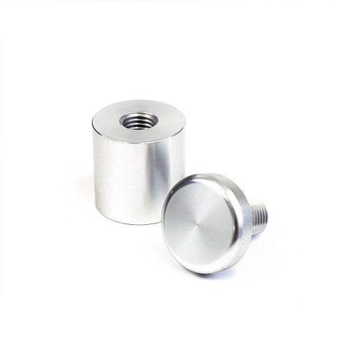 WSO-2020-M8-aluminum-sign-standoff-with-cap