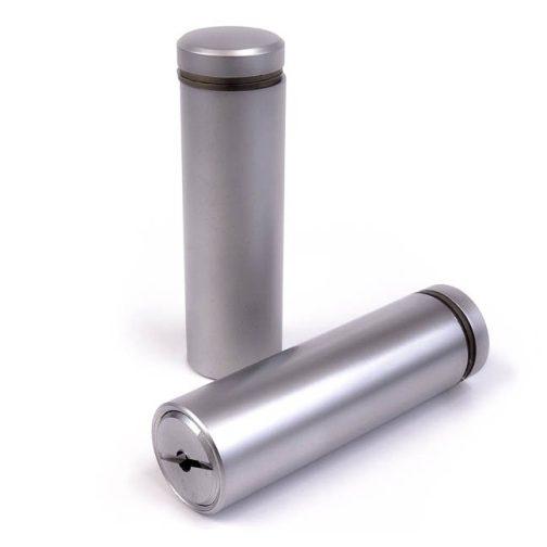 WSO2575-M10-economy-satin-chrome-brass-standoffs-double