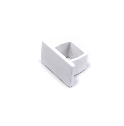 06-5485-W End-Cap for Easy Glide Track White