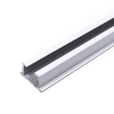 Easy-Glide Track for Plaster Ceilings