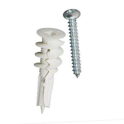 P50-TWL-Twist-N-Lock-50-lb-Self-Drilling-Drywall-Anchor-Screw-Set