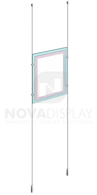 KLP-200_LED-Light-Pockets-suspended-on-cables-Portrait-Format-Double-Sided