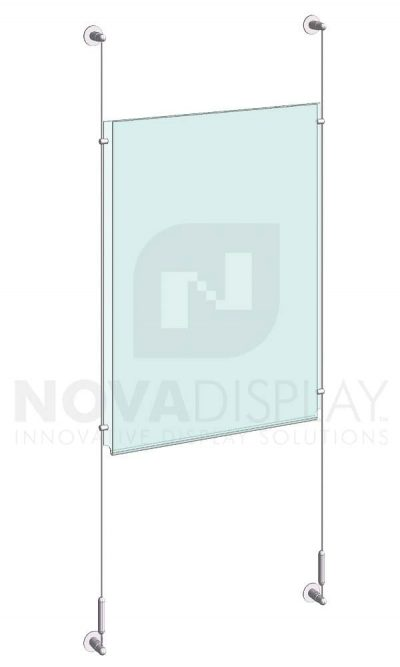KPI-007_Easy-Access-Poster-Holder-Display-Kit-cable-suspended