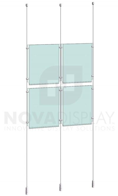KPI-100_Easy-Access-Poster-Holder-Display-Kit-cable-suspended
