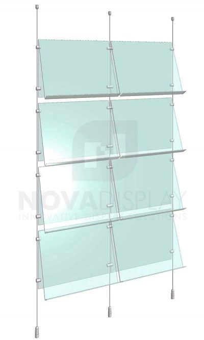 KSP-016_Acrylic-Angled-Shelf-Display-Kit-rod-suspended