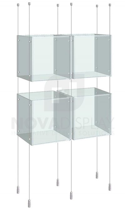 KSC-010_Acrylic-Showcase-Display-Kit-cable-suspended