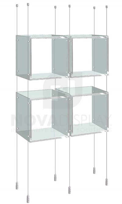 KSC-012_Acrylic-Showcase-Display-Kit-cable-suspended
