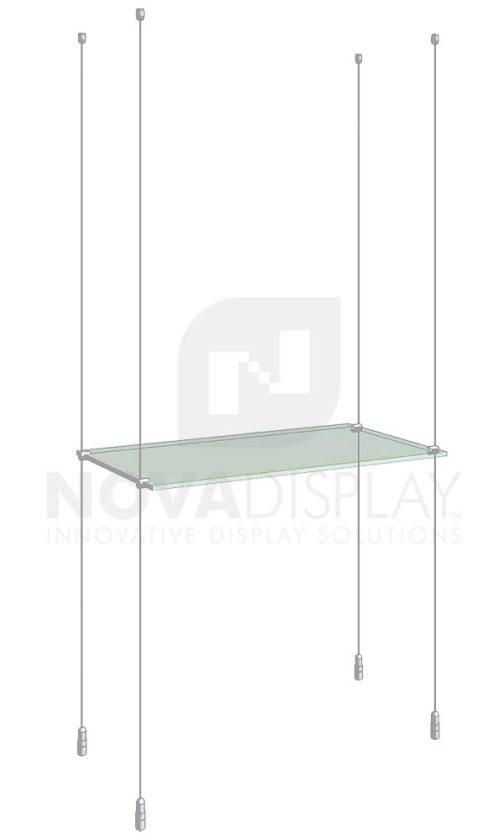 KSI-001_Acrylic-Glass-Shelf-Display-Kit-cable-suspended
