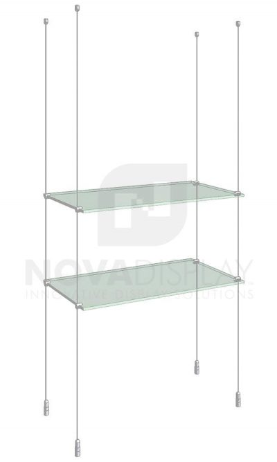 KSI-002_Acrylic-Glass-Shelf-Display-Kit-cable-suspended