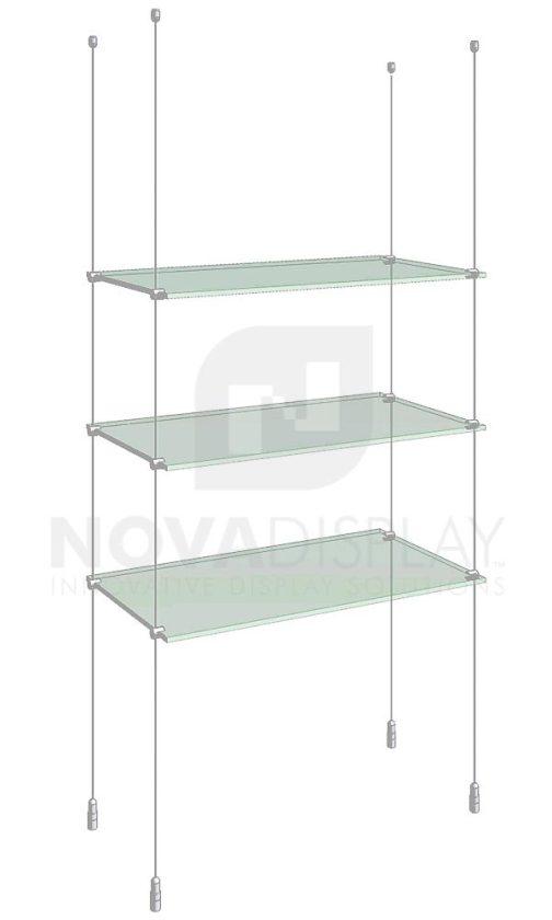 KSI-003_Acrylic-Glass-Shelf-Display-Kit-cable-suspended