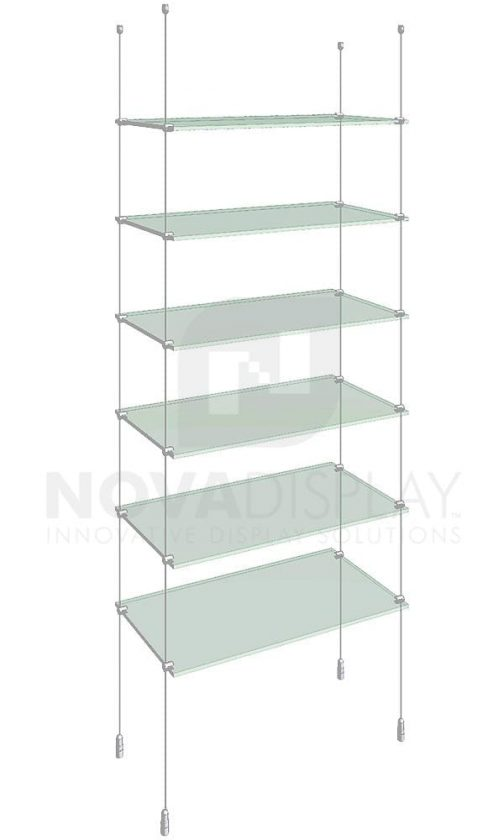 KSI-006_Acrylic-Glass-Shelf-Display-Kit-cable-suspended