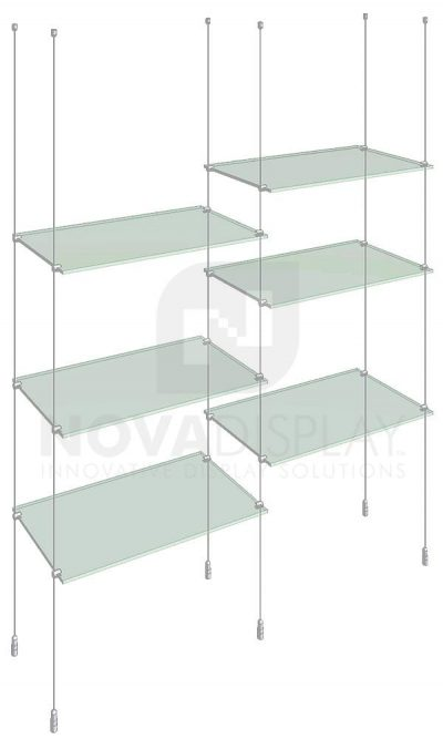 KSI-009_Acrylic-Glass-Shelf-Display-Kit-cable-suspended