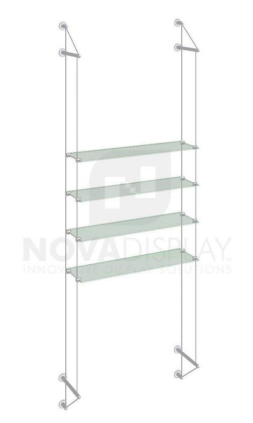 KSI-033_Acrylic-Glass-Shelf-Display-Kit-cable-suspended
