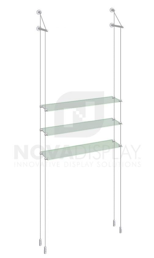 KSI-037_Acrylic-Glass-Shelf-Display-Kit-cable-suspended