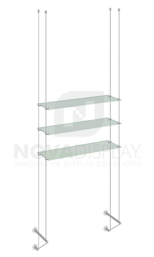 KSI-040_Acrylic-Glass-Shelf-Display-Kit-cable-suspended