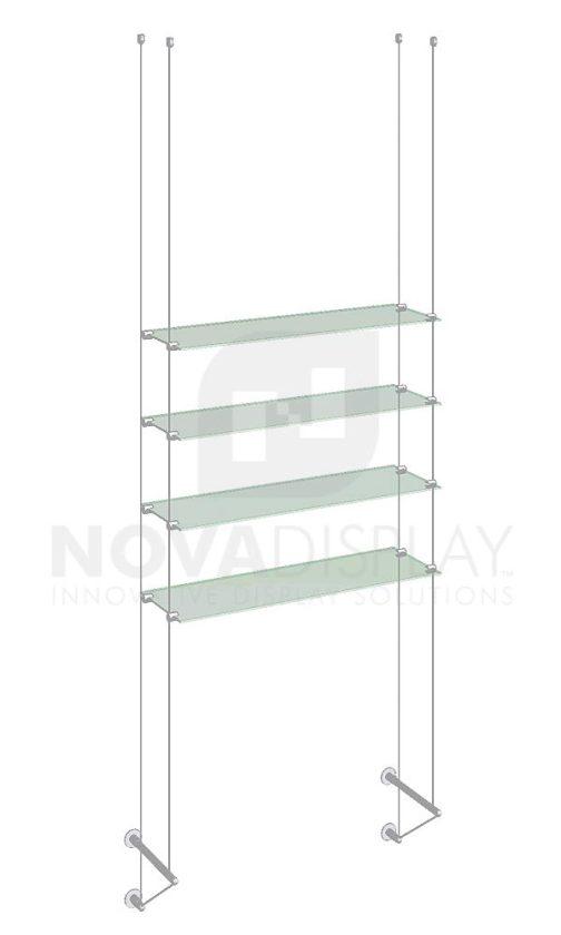 KSI-041_Acrylic-Glass-Shelf-Display-Kit-cable-suspended