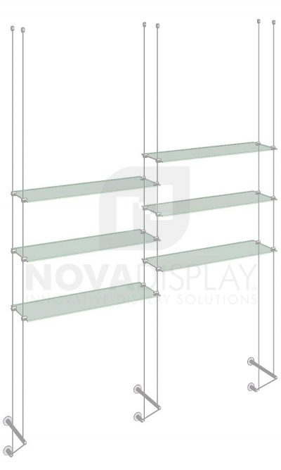 KSI-042_Acrylic-Glass-Shelf-Display-Kit-cable-suspended