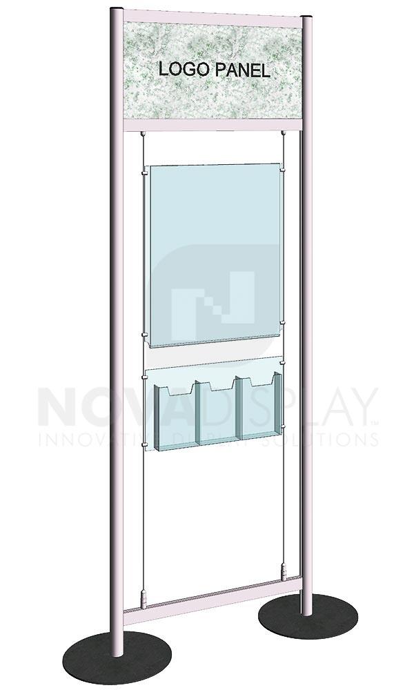 KFMR-017-Versa-Module-Floor-Stand-Display-Kit