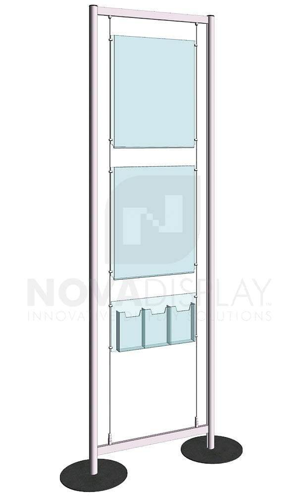 KFMR-019-Versa-Module-Floor-Stand-Display-Kit