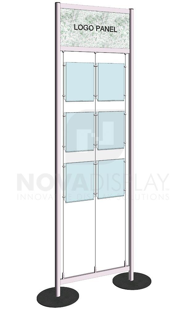 KFMR-024-Versa-Module-Floor-Stand-Display-Kit