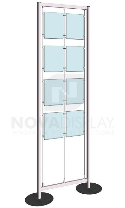 KFMR-025-Versa-Module-Floor-Stand-Display-Kit