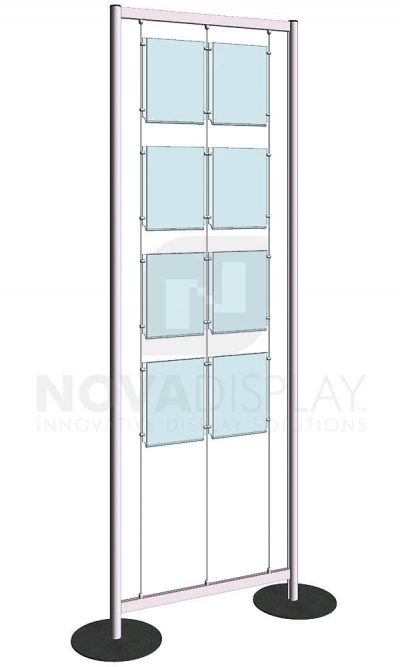 KFTR-004-Free-Style-Floor-Stand-Display-Kit