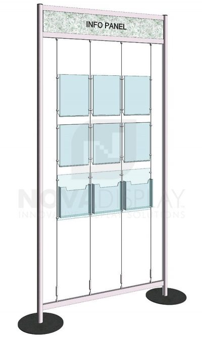 KFTR-011-Free-Style-Floor-Stand-Display-Kit