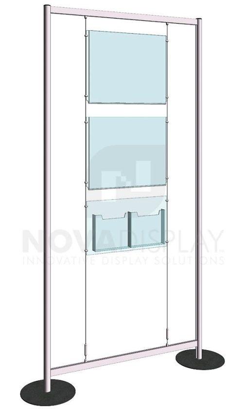 KFTR-019-Free-Style-Floor-Stand-Display-Kit