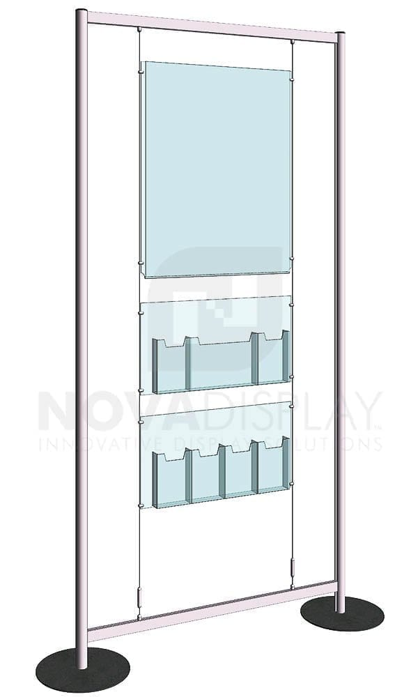 KFTR-021-Free-Style-Floor-Stand-Display-Kit