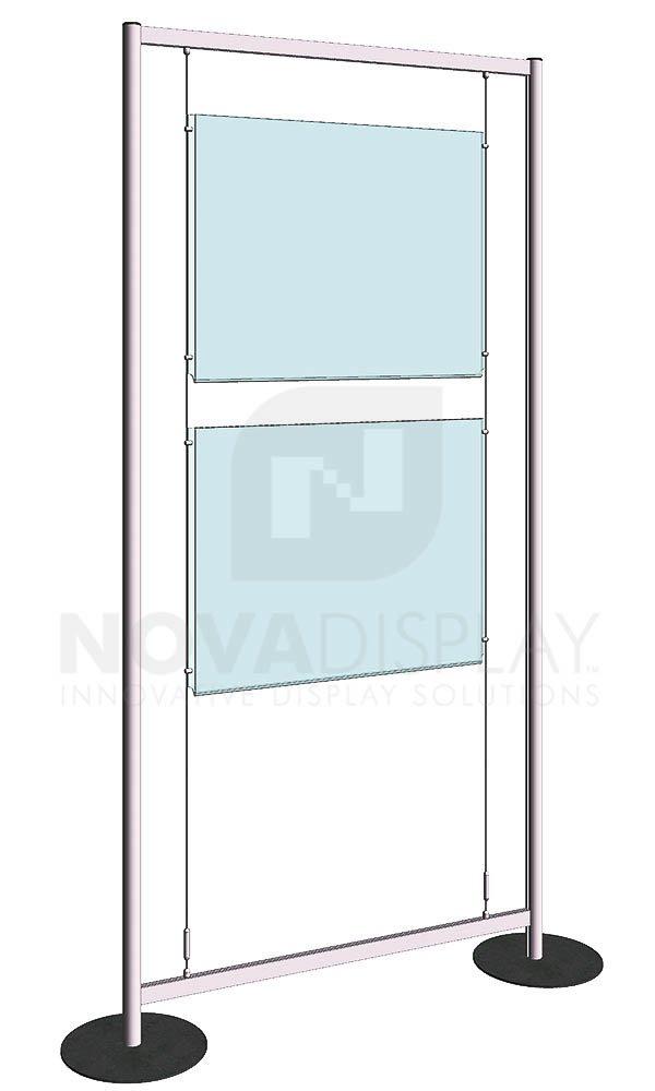 KFTR-022-Free-Style-Floor-Stand-Display-Kit