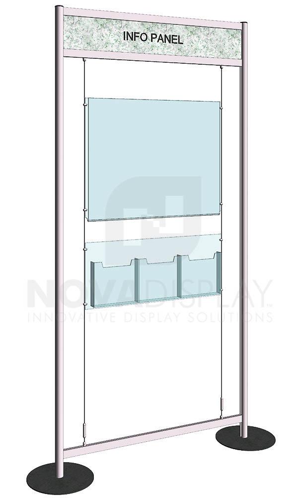 KFTR-023-Free-Style-Floor-Stand-Display-Kit