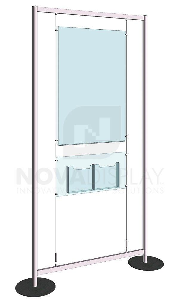 KFTR-025-Free-Style-Floor-Stand-Display-Kit