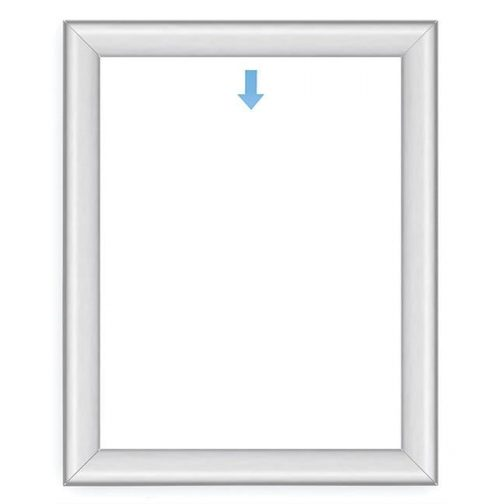AnoFrame-aluminum-poster-frame-round-profile-side-load