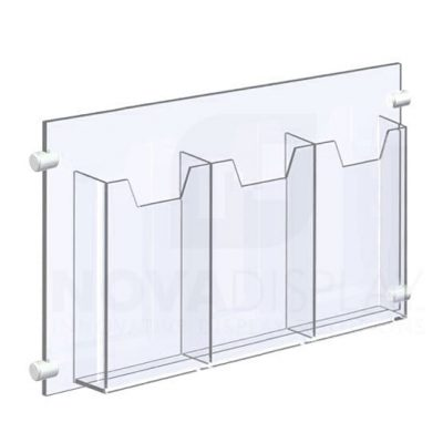 18ALD-3-3585P-17+CG01_acrylic_leaflet_dispenser_and_cable_supports