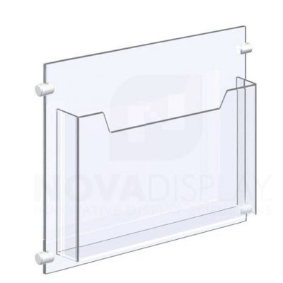 18ALD-8511L+CG01_acrylic_leaflet_dispenser_and_cable_supports
