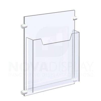 18ALD-8511P+CG01_acrylic_leaflet_dispenser_and_cable_supports